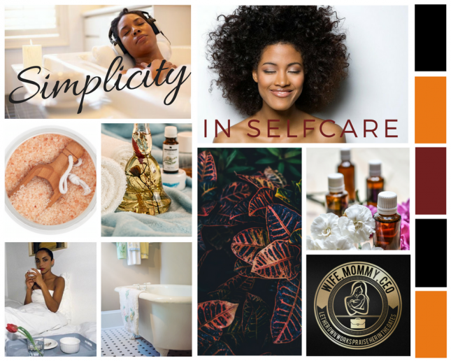 Simplicity in Self Care