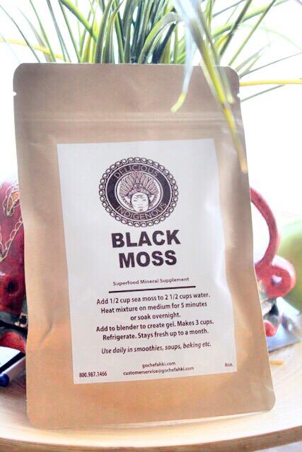 Black Sea moss