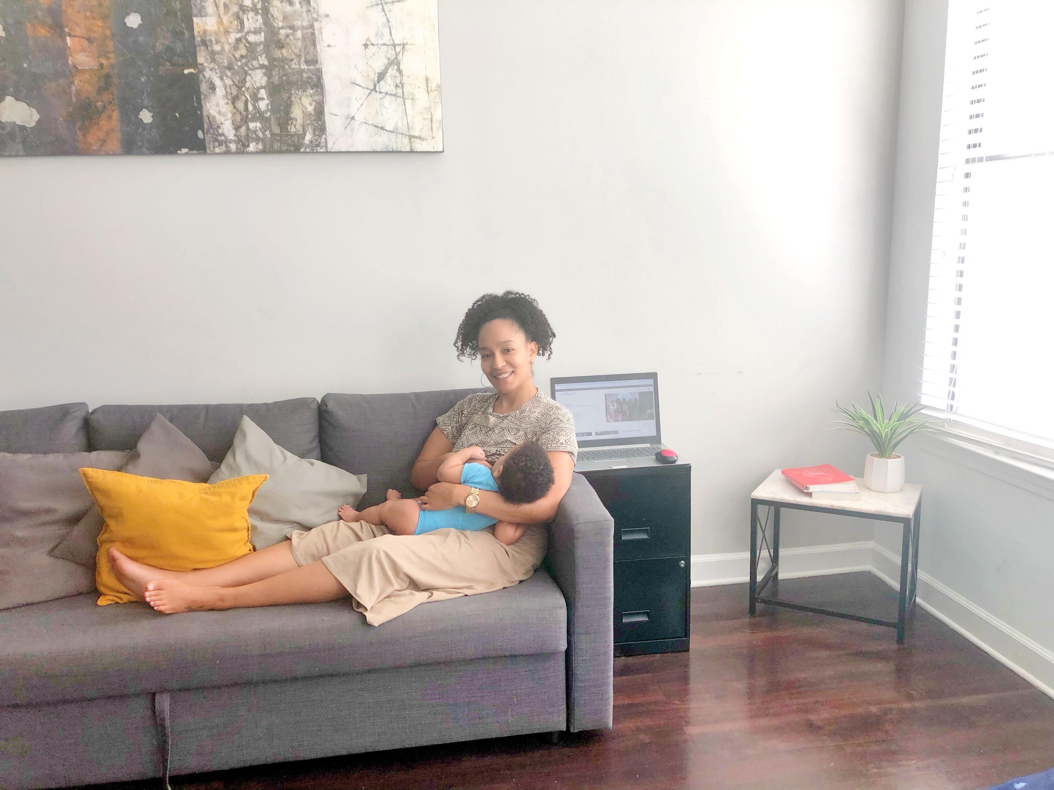 Black Breastfeeding Week: 5 things I learned after nursing 4 children